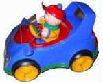 Adaptiertes Spielzeug Auto Cabrio