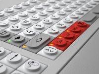 ABP KT 10 Kleintastatur mit HBA / Num rechts
